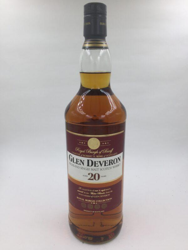 Glen Deveron 20yo til salg
